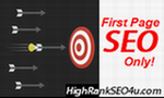 first page seo services