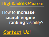 increase search engine ranking visibility