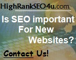 is seo important for new websites