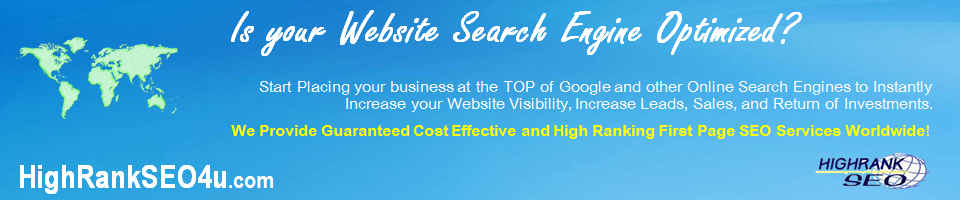 guaranteed first page seo services