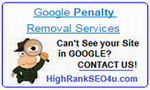 Guaranteed Google Penalty Removal & Recovery Services